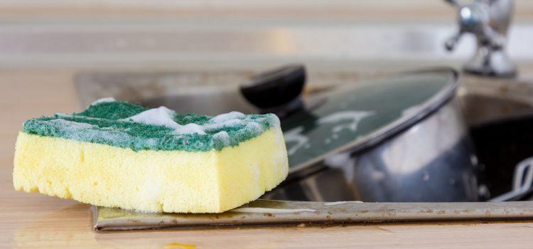 Quelle est l'alternative à l'éponge vaisselle ?