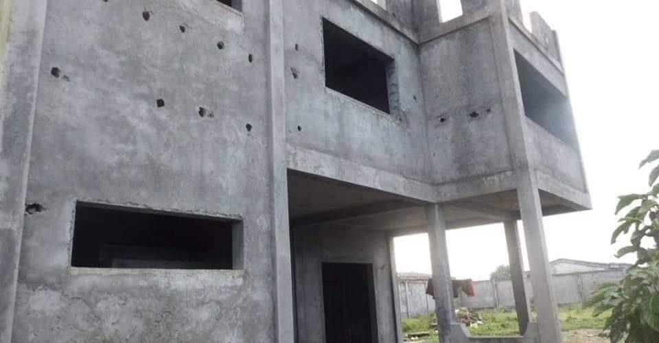 Les travaux de finition d'une maison