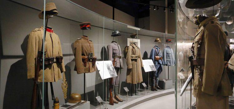 Visiter le Musée de la Grande Guerre en seine et marne