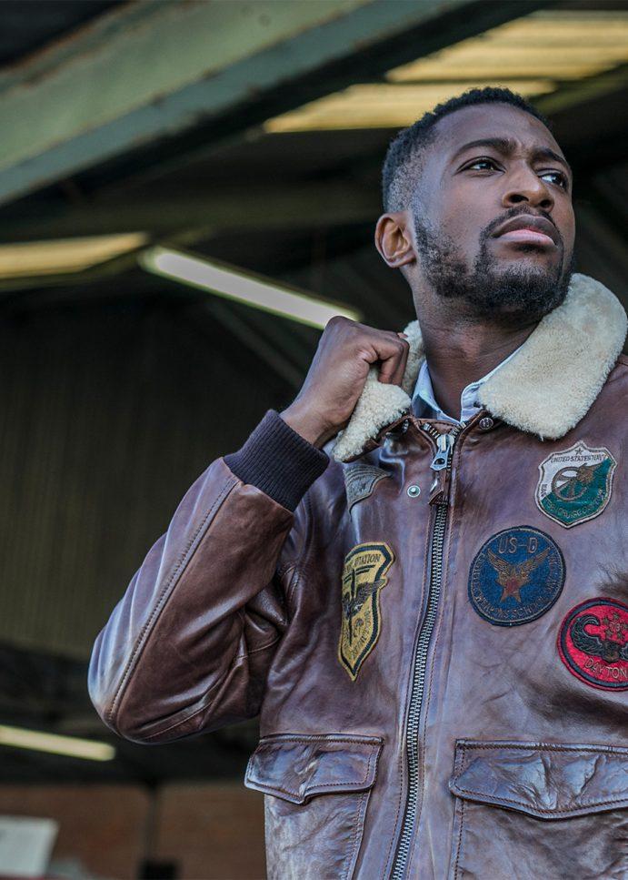 Quand porter une veste en cuir ?