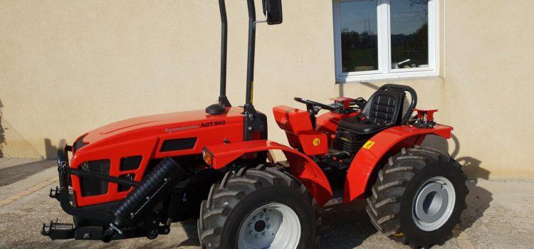 Mancel, les nouveaux tracteurs « made in France »
