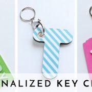 Comment faire un porte-clés de nom?
