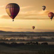 Vol en montgolfières: 4 choses importantes à connaître absolument!