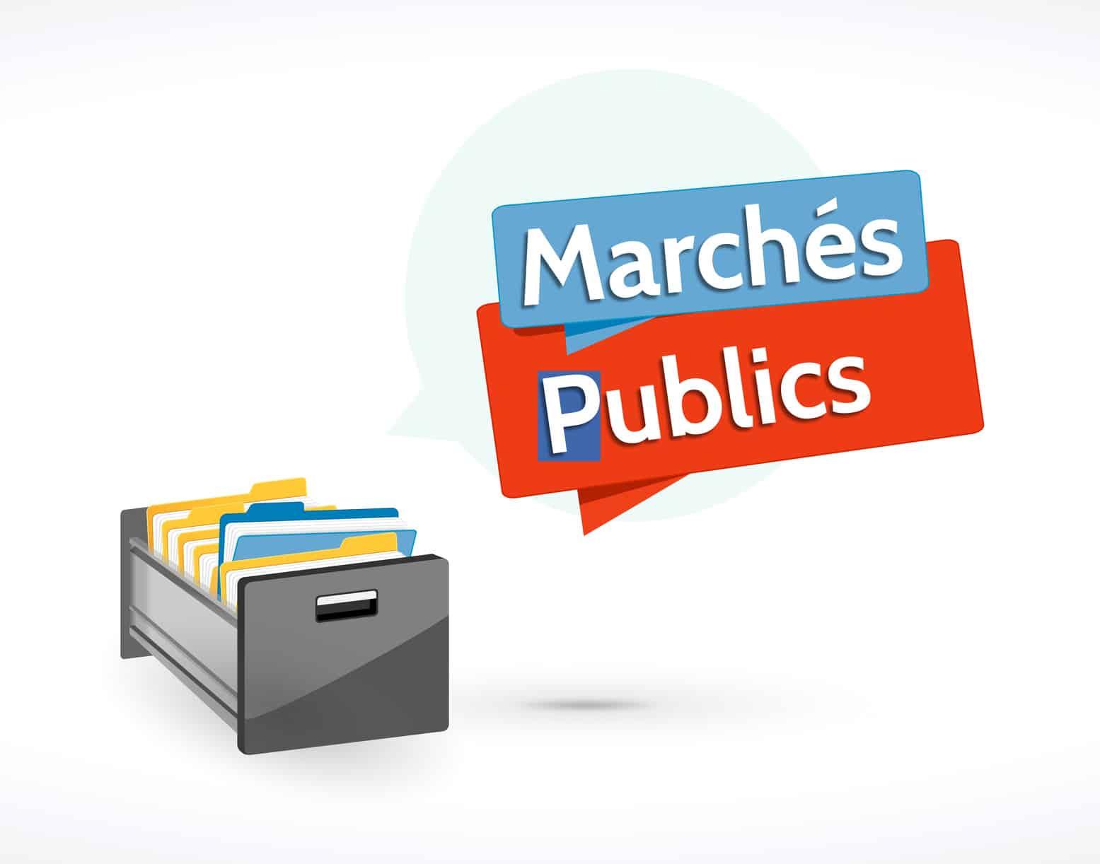 Logo des marchés publics