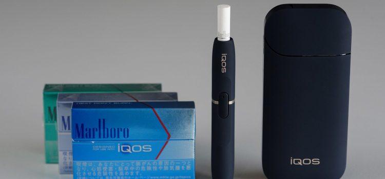L'IQOS : la cigarette sans fumée, ni cendres