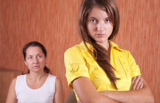 Comment faire pour ne plus aller chez son père ?