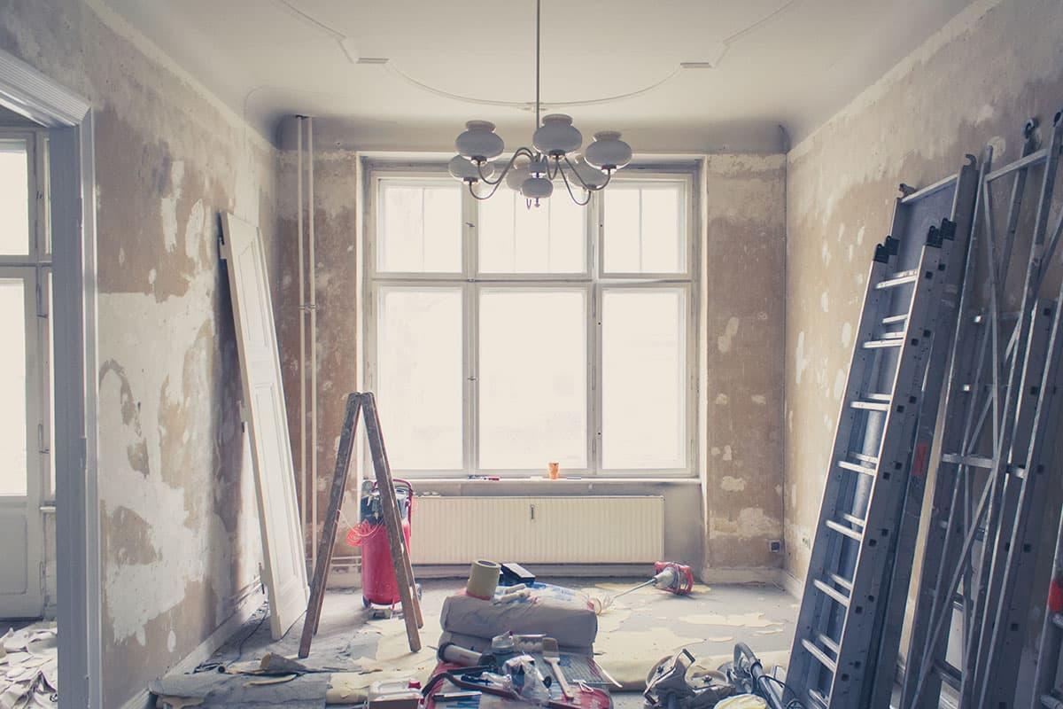 Rénover une maison : les 3 erreurs à éviter