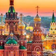 Que visiter en Russie ?