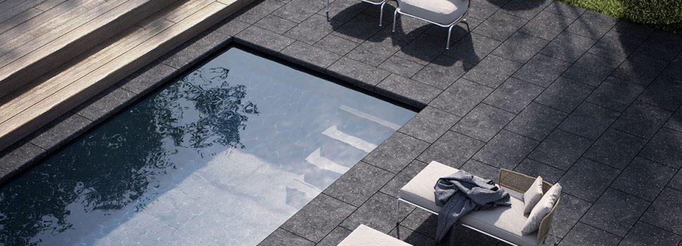 Terrasse et allées en marbre : les avantages de ce matériau