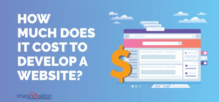 Combien coûte la création d'un site web?
