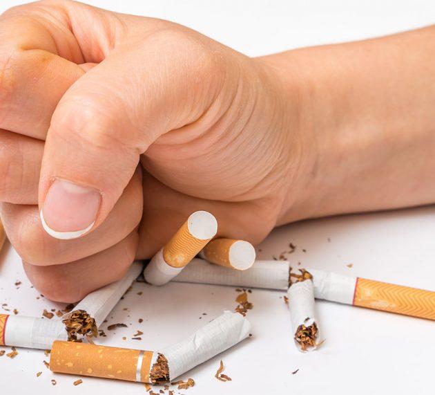 Les étapes pour arrêter de fumer