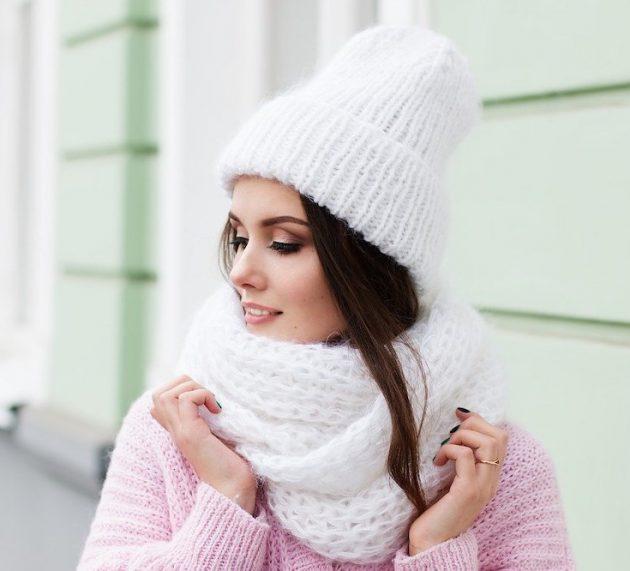 Quelles sont les écharpes tubes de l'hiver 2020 ?