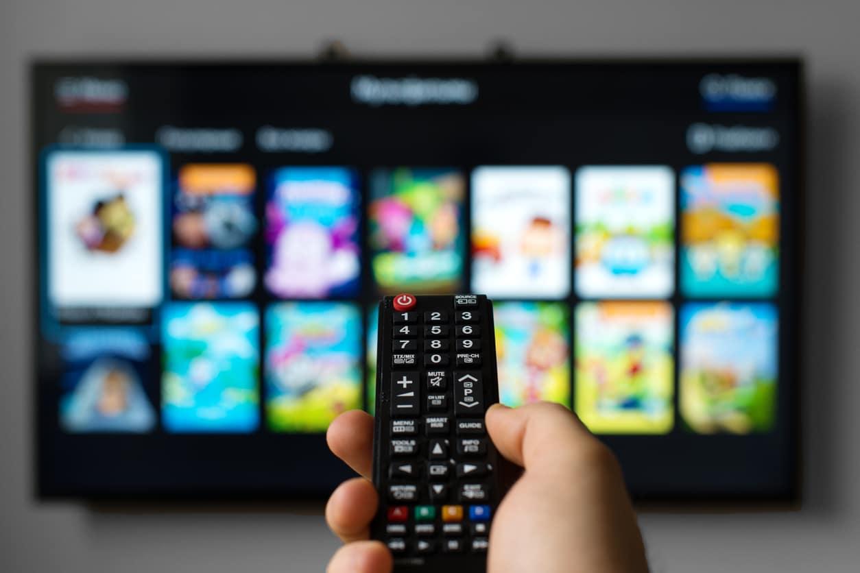 fonctionnement smart TV