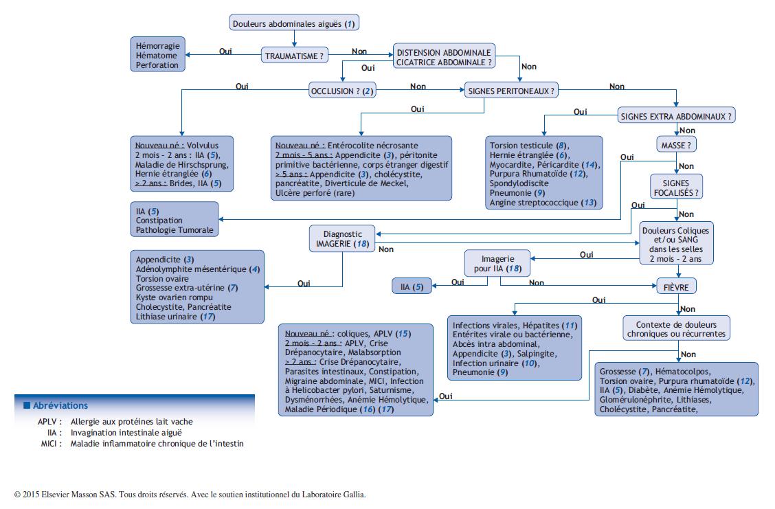 Adénolymphite mésentérique : causes et symptômes