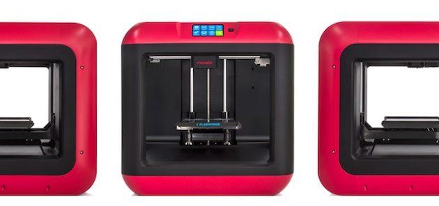 Flashforge Finder 3D : test et avis de cette imprimante 3D