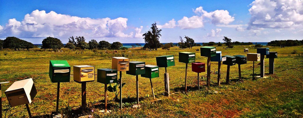 Comment ouvrir une boîte aux lettres ?