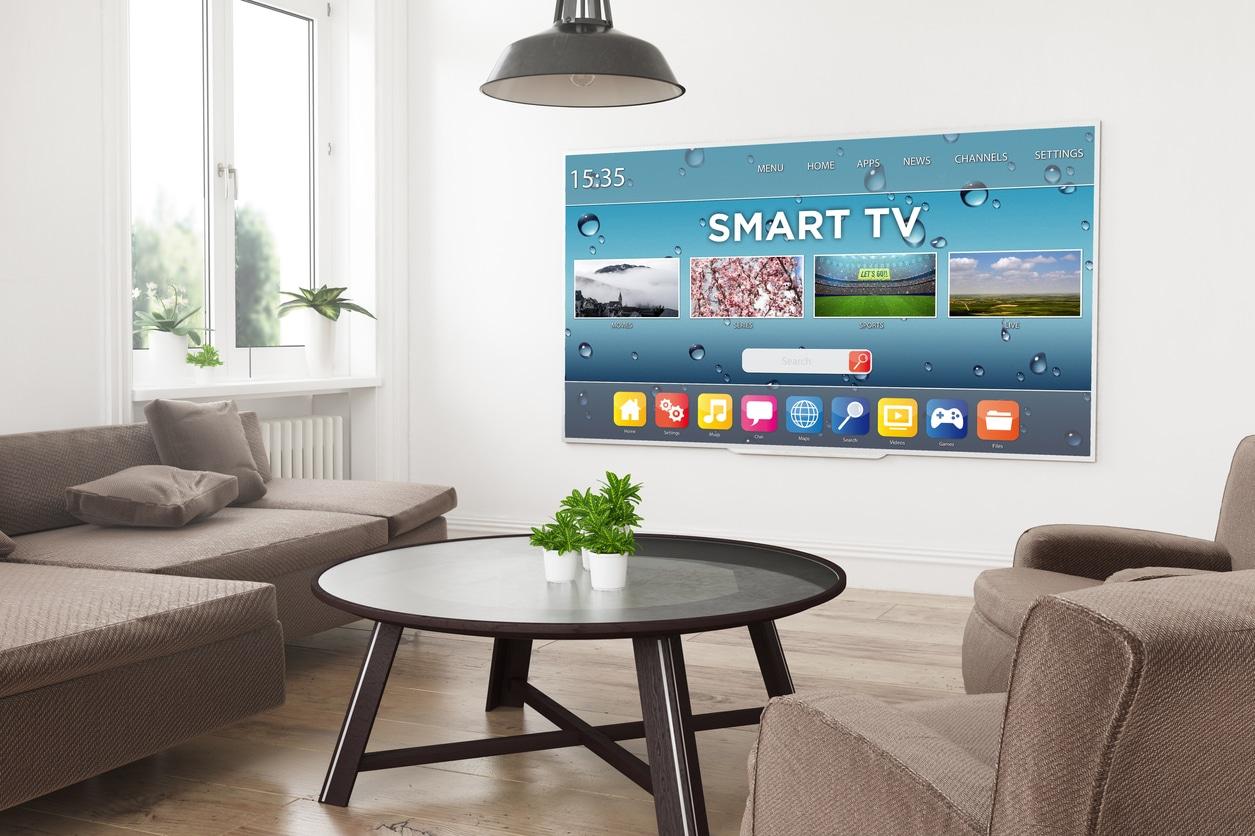 transformer TV en Smart