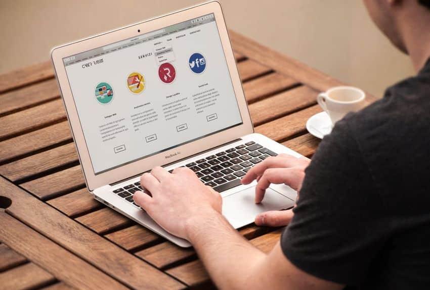 gestionnaire site web